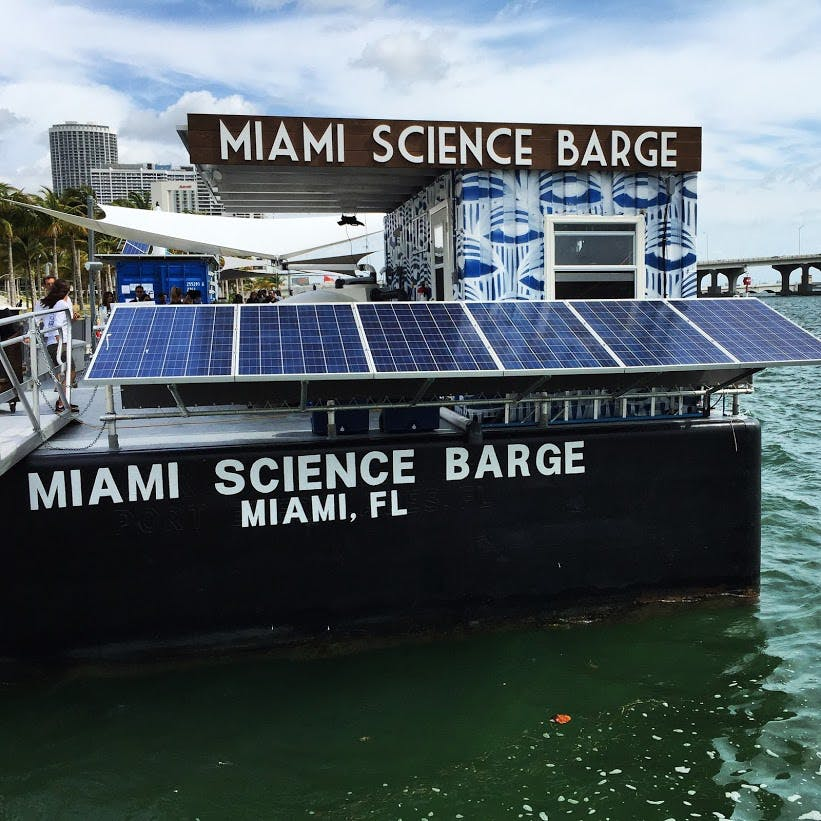 <p><em>Image of 2015 Knight Cities Challenge winner Miami Science Barge. Photo by George Abbott.</em></p>