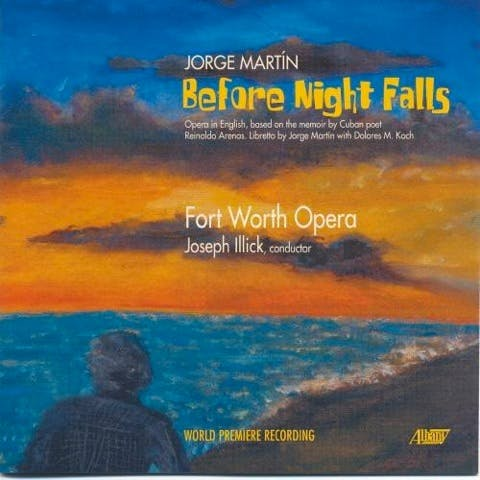 """<p style="""""""">Listen to a recording of the opening night of &ldquo;Before Night Falls&rdquo; at the Fort Worth Opera to gear up for its Florida premiere.&nbsp;</p>"""