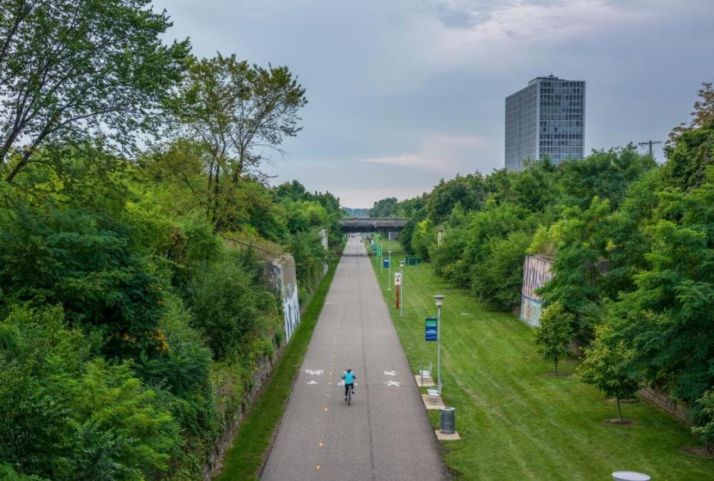 <p><em>Knight Arts Challenge winning project &quot;Busk in the Cut.&quot; Photo by Pravin Sitaraman, courtesy of the Detroit RiverFront Conservancy.</em></p>