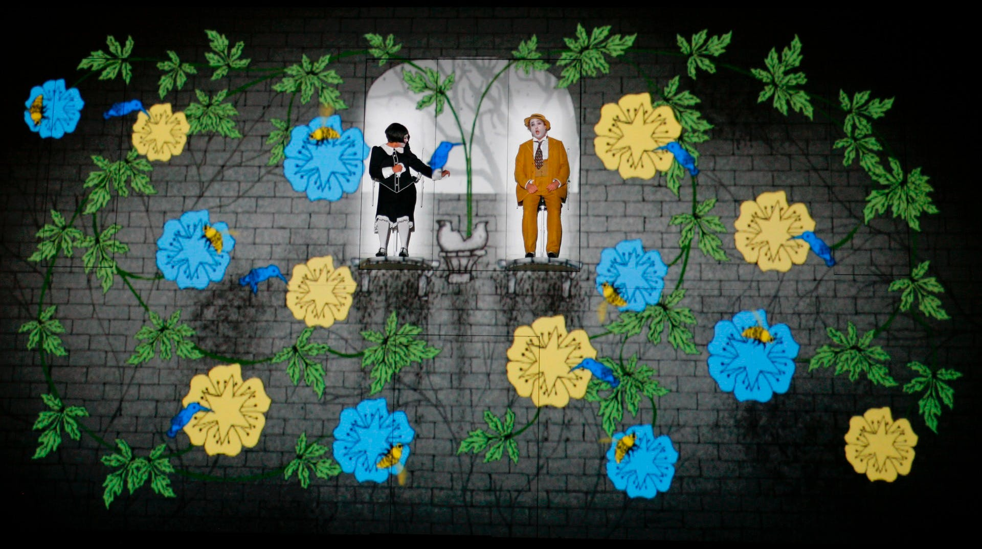 <p><em>Opera Philadelphia will open O17 with Mozart&#39;s iconic &quot;The Magic Flute,&quot; showing silent films as a background to the performance. Photo: Robert Millard, LA Opera</em></p>