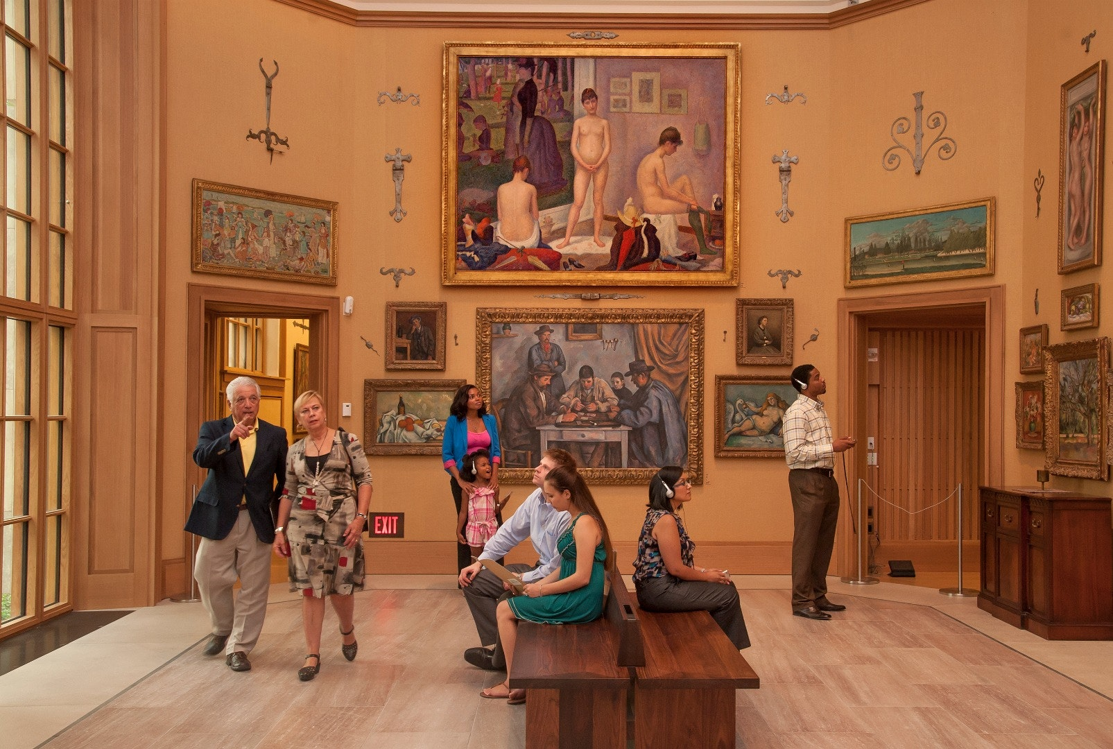 """<p><em>The Barnes Foundation will host and be an integral component of the opera """"The Wake World"""" this season as part of Opera Philadephia's O17. Photo: R. Kennedy for VISIT PHILADELPHIA®</em></p>"""