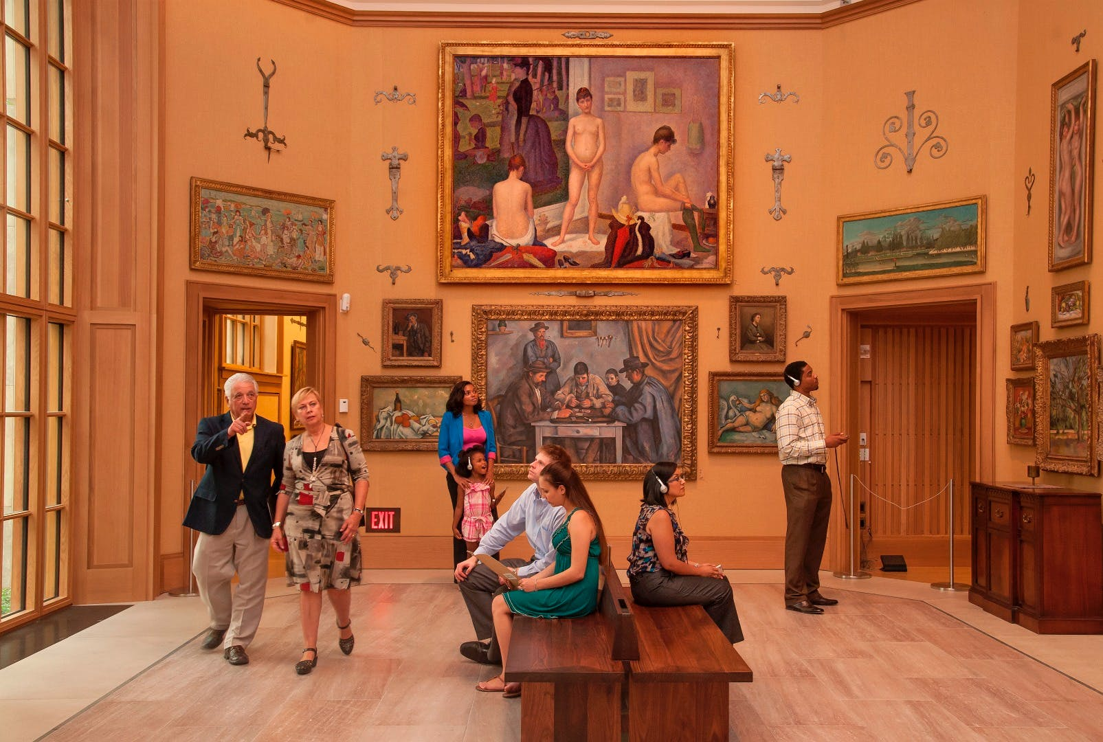 <p><em>The Barnes Foundation will host and be an integral component of the opera &quot;The Wake World&quot; this season as part of Opera Philadephia&#39;s O17. Photo: R. Kennedy for VISIT PHILADELPHIA&reg;</em></p>