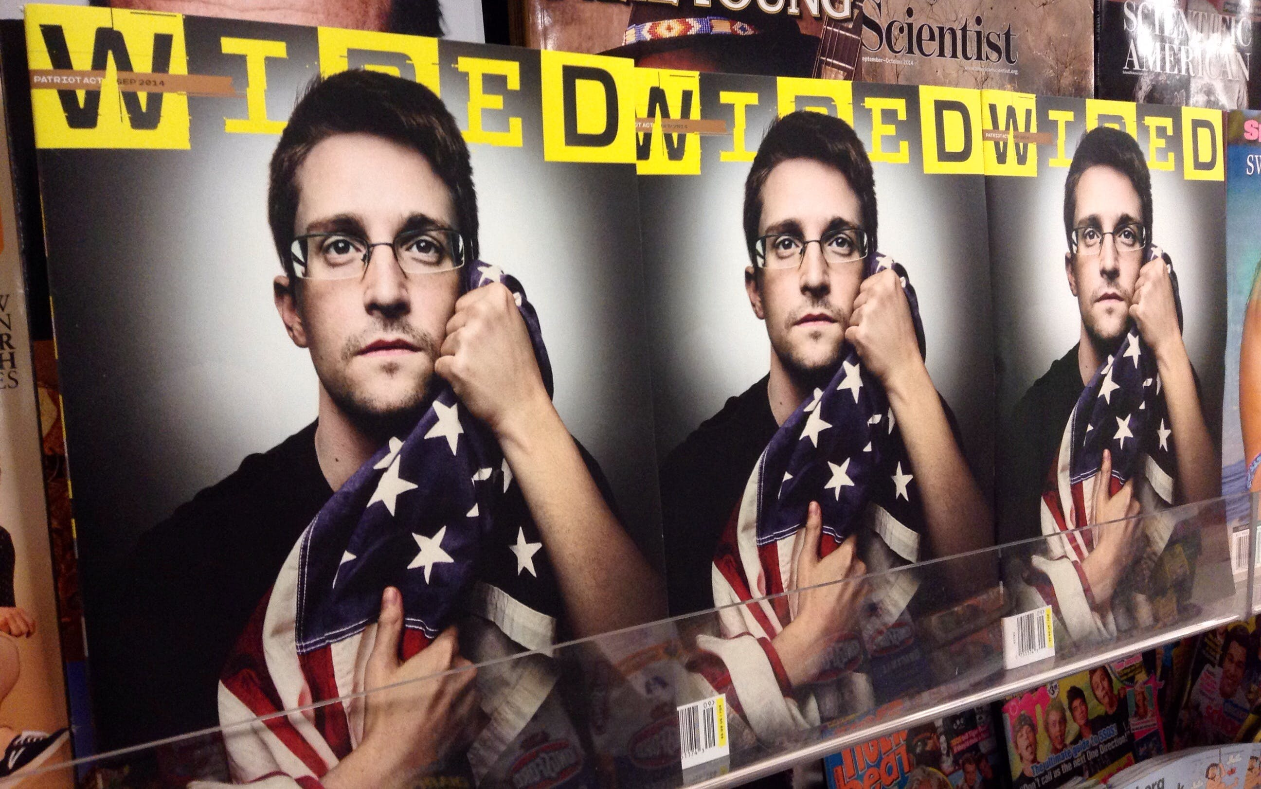 "<p>Numerous media outlets used DocumentCloud to support their coverage of high-profile stories like WikiLeaks and the release of classified documents by Edward Snowden, pictured here on the cover of Wired. Photo: <a data-rapid_p=""35"" data-track=""attributionNameClick"" href=""https://www.flickr.com/photos/jeepersmedia/"" title=""Go to Mike Mozart's photostream"">Mike Mozart</a> under <a href=""https://creativecommons.org/licenses/by/2.0/"" rel=""noopener noreferrer"" target=""_blank"">License</a></p>"