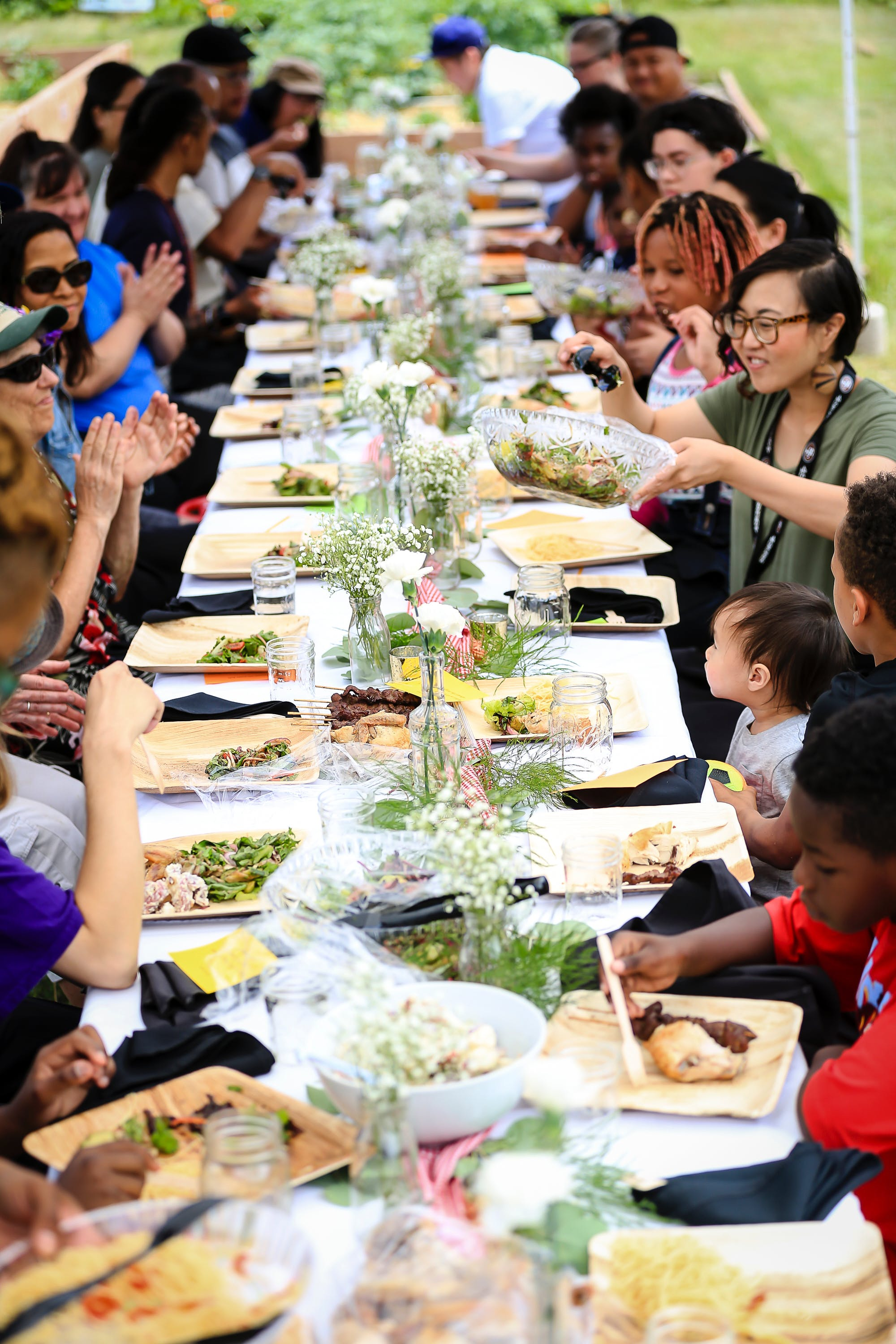 <p><em>Kathy Mouacheupao&#39;s inclusive project &quot;The Gathering&quot; brings together the diverse community of Rondo with The Gathering, a series of art and food events in community gardens.</em></p>