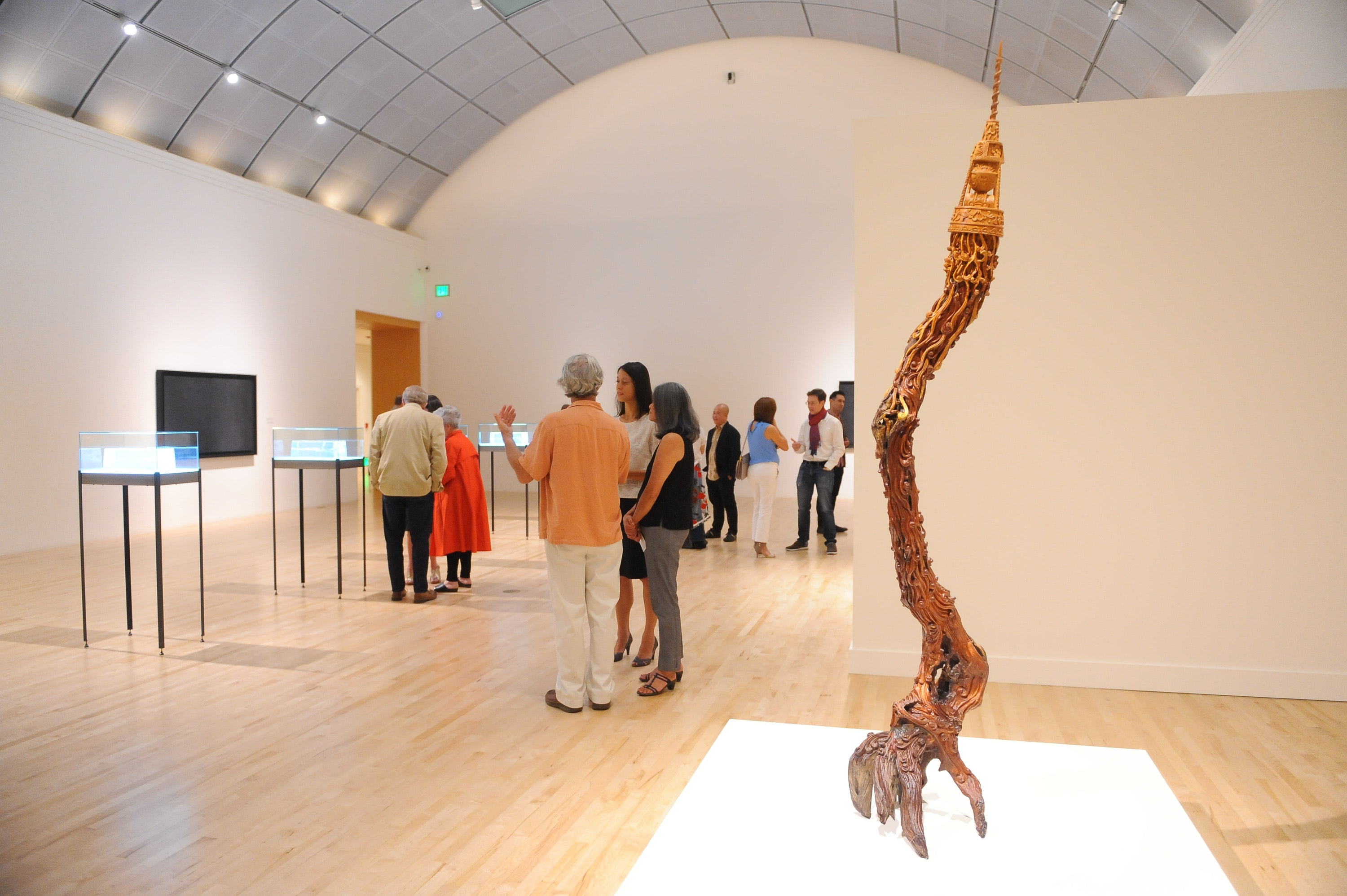 <p>San Jose Museum of Art will use new Knight funding to present the first major survey of renowned Vietnamese art collective, The Propeller Group. Photo courtesy of San Jose Museum of Art.</p>