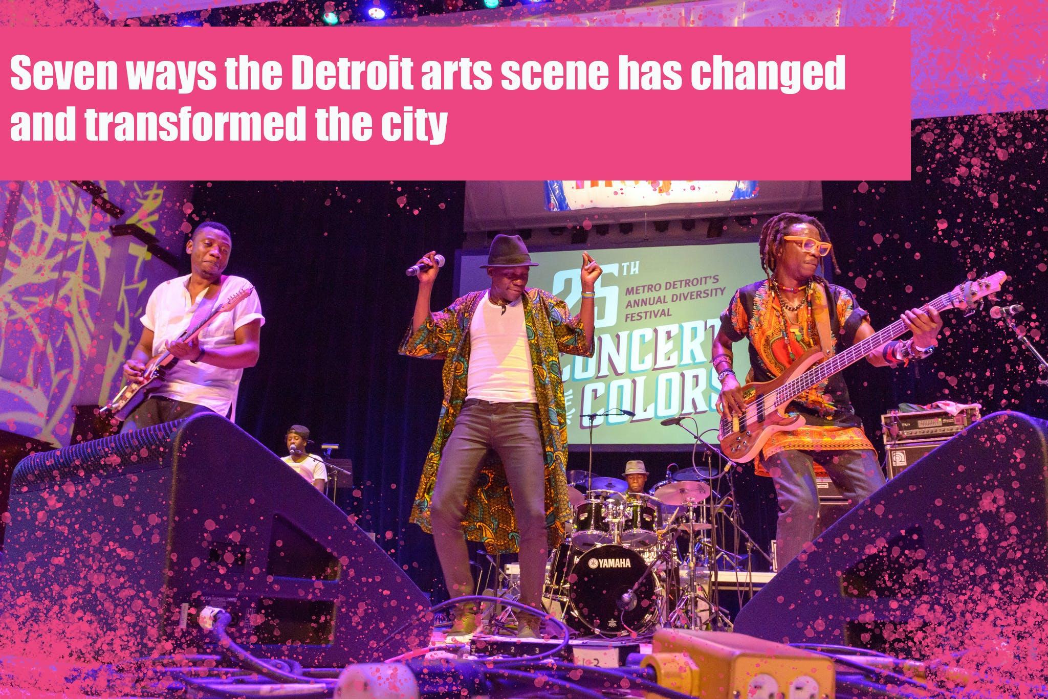 "<p><em>Read <a href=""https://kf.org/artsindetroit"" rel=""noopener noreferrer"" target=""_blank"">our blog</a> highlighting seven ways the Detroit arts ecosystem has evolved over a decade.&nbsp;</em></p>"