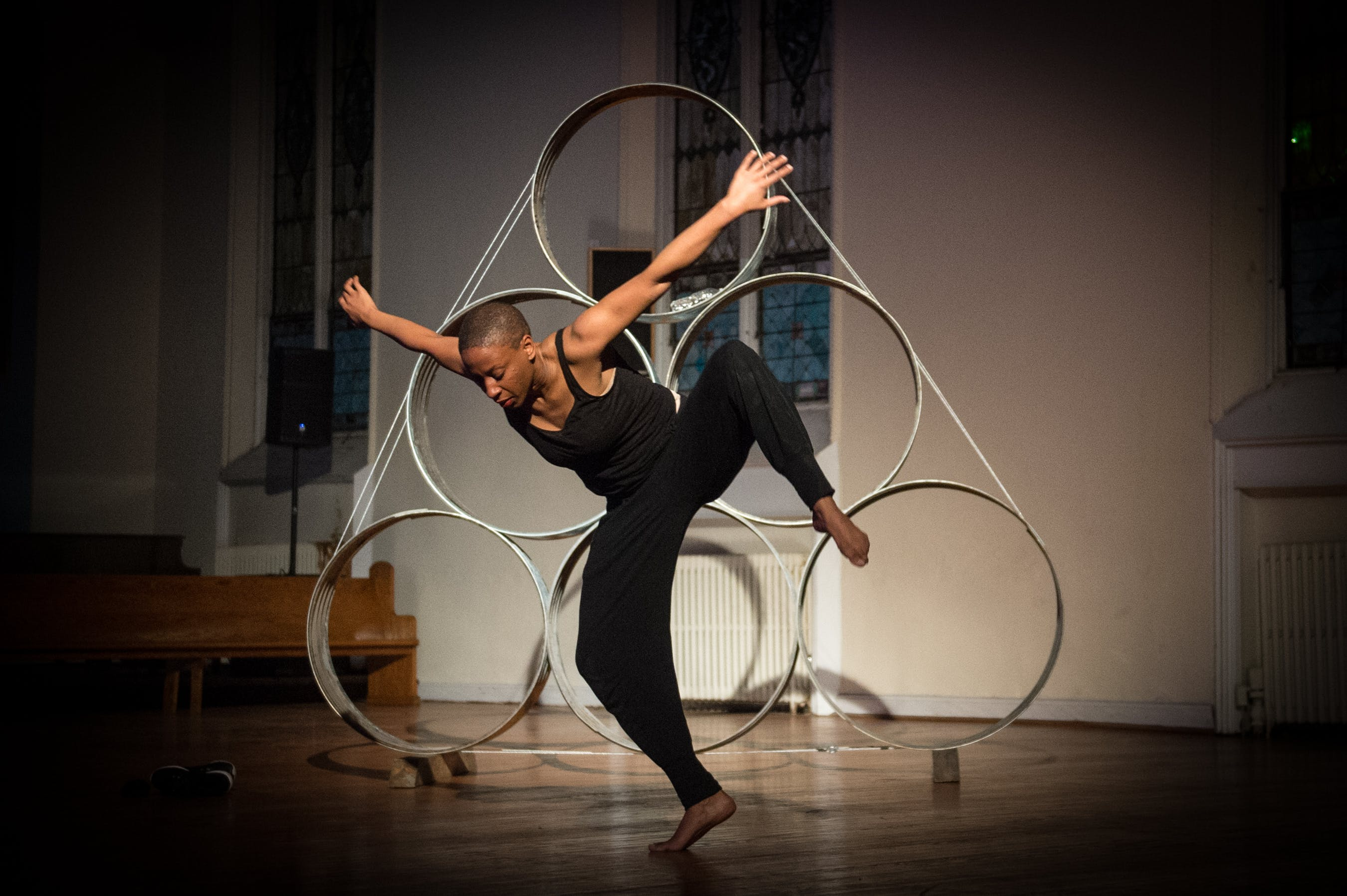 <p><em>Detroit Artists Market, a 2018 Knight Arts Challenge Detroit Winner, will commission performance artist Jennifer Harge (pictured) to create an immersive exhibition centering on intimacy, domesticity and resilience. Image courtesy of Detroit Artists Market.</em></p>
