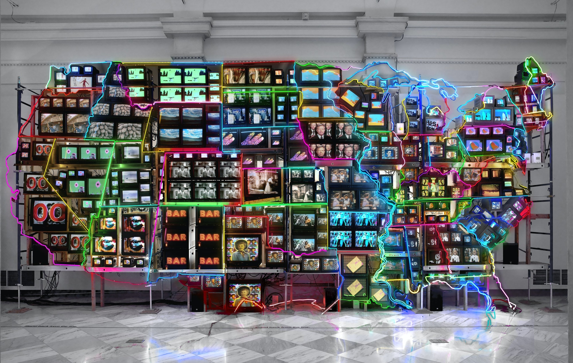 "<p><em>Nam June Paik, Electronic Superhighway: Continental U.S., Alaska, Hawaii, 1995, Smithsonian American Art Museum, © Nam June Paik Estate, Gift of the artist, 2002.23. Data Source: <a href=""https://americanart.si.edu/artwork/electronic-superhighway-continental-us-alaska-hawaii-71478"" rel=""noopener noreferrer"" target=""_blank"">Smithsonian American Art Museum</a>.</em></p>"