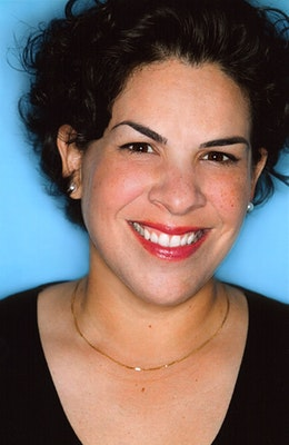 Carmen Pelaez, Miami-born and raised award-winning writer and actor