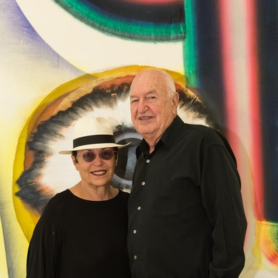 Mera and Don Rubell, contemporary arts collectors