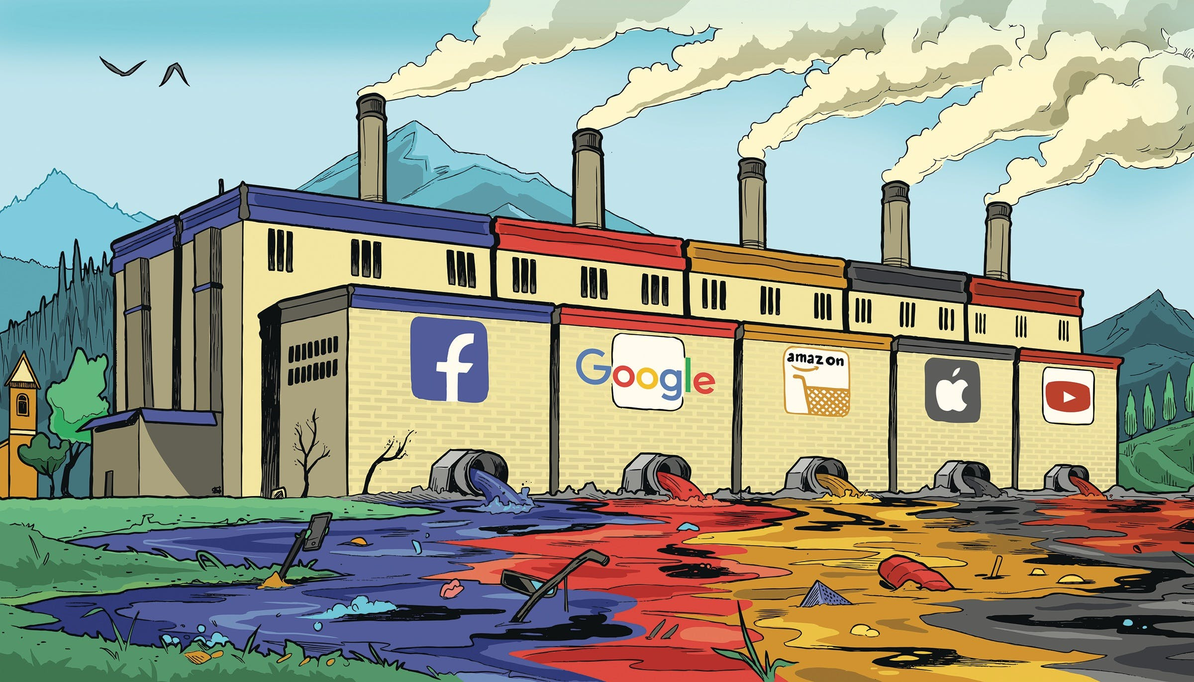 """<p>Read &quot;<a href=""""https://washingtonmonthly.com/magazine/january-february-march-2019/the-world-is-choking-on-digital-pollution/"""" rel=""""noopener noreferrer"""" target=""""_blank"""">The World Is Choking on Digital Pollution</a>&quot; in Washington Monthly.</p>"""