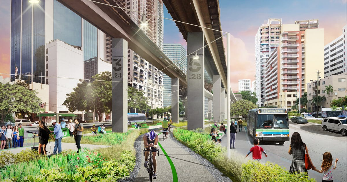 Knight Foundation invests $925K in visionary technology plan for Miami's Underline, bringing its total support for the world-class public space to $2 million since 2015