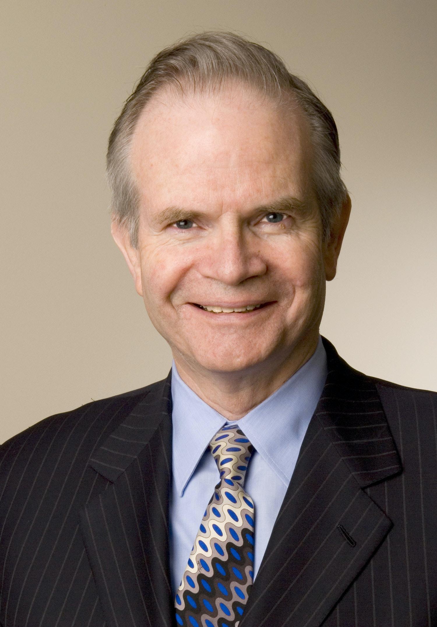 Photo of Paul E. Steiger